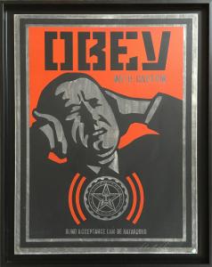 Obey - Public enemy